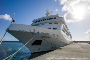 The Voyager in the Azores